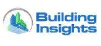 The Building Insights Logo for a Blue River Group Project Case Study