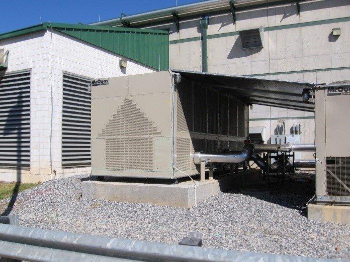 Atlanta Generator & Building Addition