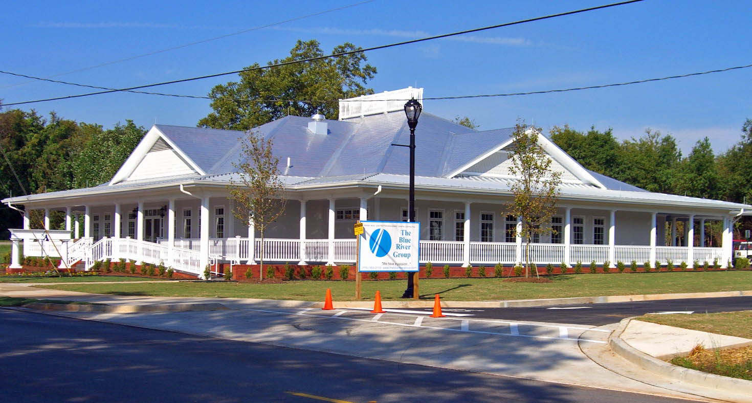 The Braselton Library