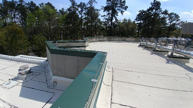 Fairfax Bitumen Roof & Metal Coping